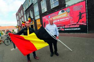 België: 'Voor Jumbo is er bitter weinig plek'