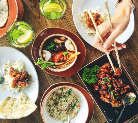 Deliveroo test restaurantconcept