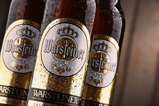 Warsteiner stelt nieuwe sales manager aan
