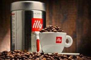 Grote koffieconcerns willen Illy overnemen