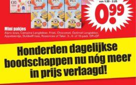 Dirk verlaagt prijzen van honderden producten