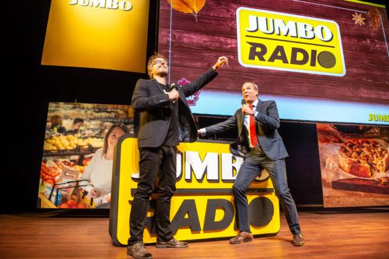 Jumbo lanceert radiozender Jumbo Radio