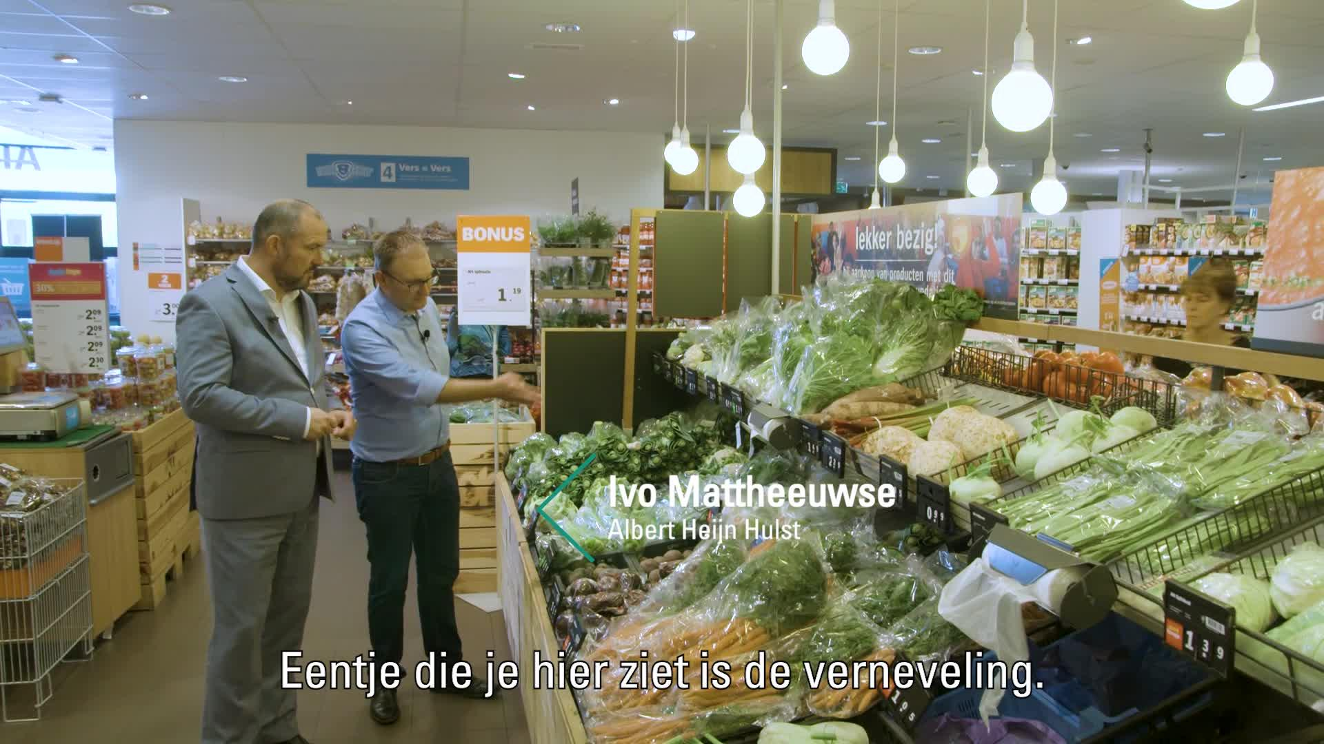 Circulair Ondernemen Biedt Supermarktondernemer Kansen Distrifood