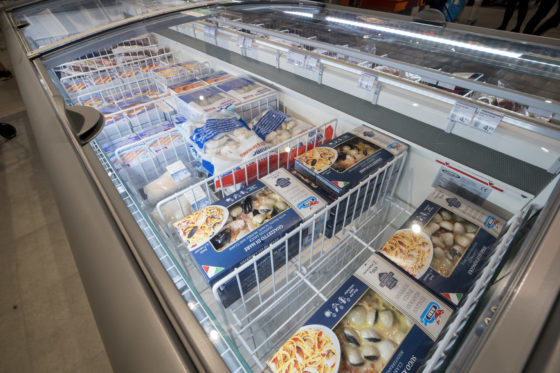 Meer gecertificeerde vis in supermarkten