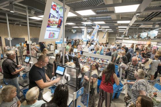 AH-winkels onder marktgroei in 2019
