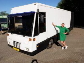 Anti-verspil SRV-wagen rijdt in Arnhem