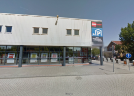 Parkeergarage Deka Wormerveer ingestort