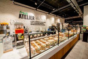 Delhaize lanceert nieuw winkelconcept