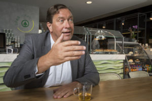 Zeven vragen aan Spar-topman John van der Ent