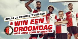 Jumbo houdt weer actie met Feyenoord
