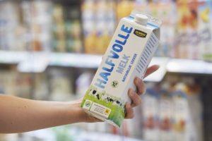 Opnieuw groei duurzame producten in super