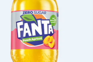Fanta zero peach apricot grote winnaar van 'Battle of the Flavours'
