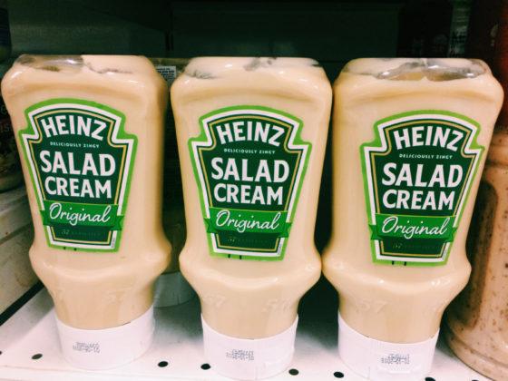 Heinz ziet af van naamswijziging Salad Cream