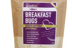Nieuw in het schap: Goodlife Breakfast bugs en Bugbars