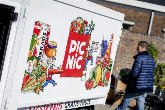 Picnic gaat ook bezorgen in Dordrecht