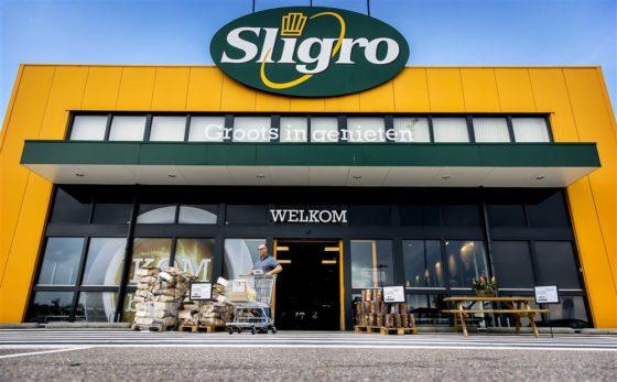 Sligro 'content' met verkoop van Emté