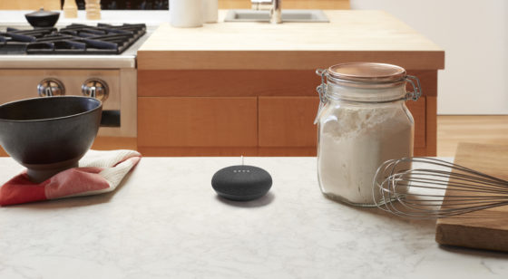 Albert Heijn verkoopt Google Home-apparaten