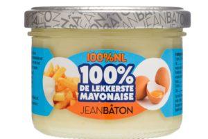 Radio 100% NL ontwikkelt mayo met Jean Bâton