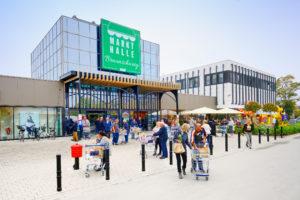 Real opent tweede Markthalle