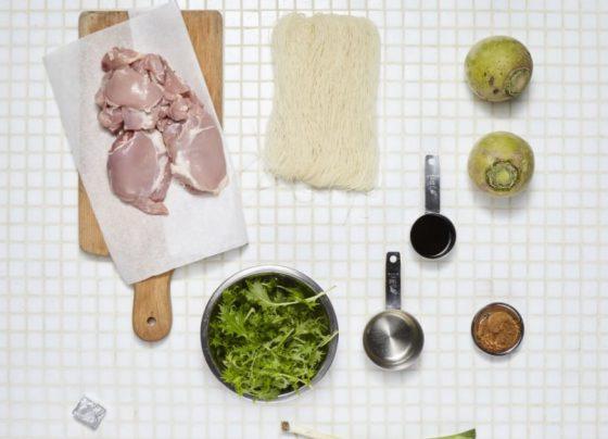 Bilder & De Clercq lanceert DNA-maaltijdbox