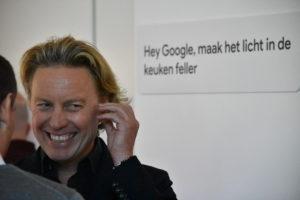 Kolk: Google Home is spraakversie van Allerhande