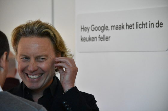 Kolk: Google Home is spraakversie van Allerhande