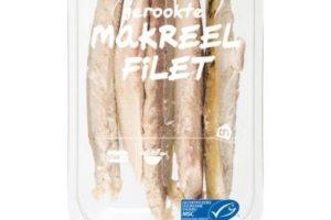 AH roept makreelfilet terug om listeria