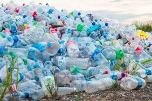 Groei plasticverbruik door voedselverpakking