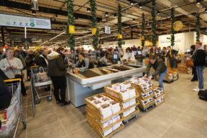 Jumbo: Omzetplus 40 procent in kerstweek