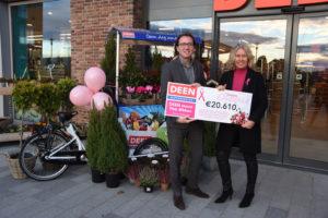 Deen en AH halen geld op voor Pink Ribbon