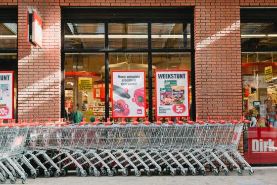 Food Data: Dirk haalt Plus in met knalaanbiedingen