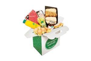 Spar lanceert box voor kerstontbijt
