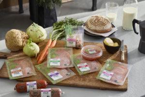 Stegeman komt met vleeswaren met groente
