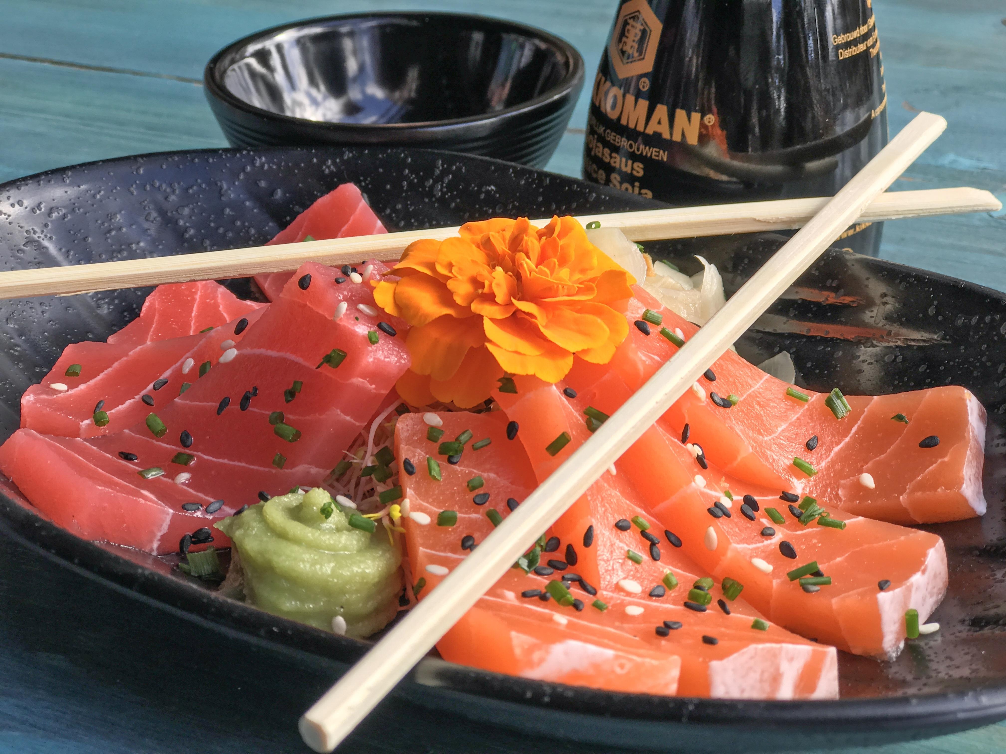 Vegan Sashimi 4