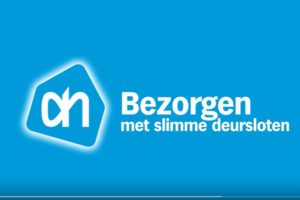 Albert Heijn test slim deurslot met klant