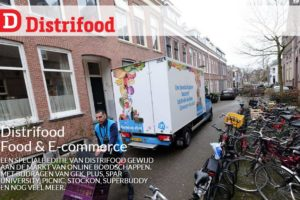 Distrifood digi-magazine over e-commerce