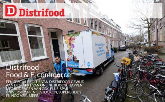 Distrifood digi-magazine over e-commerce