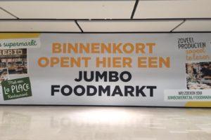 Hoog Catharijne krijgt Jumbo Foodmarkt