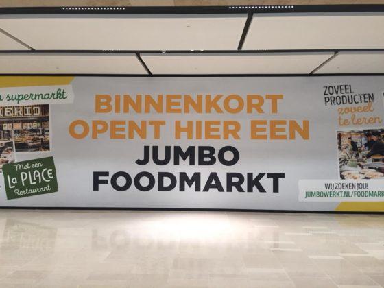 Hoog Catharijne Krijgt Jumbo Foodmarkt Distrifood