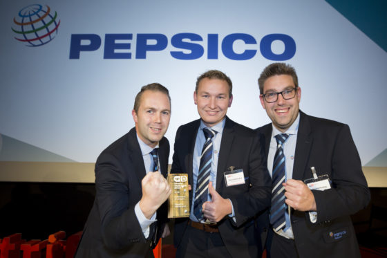 PepsiCo: 'Eén dag genieten en dan het vizier op 2019'