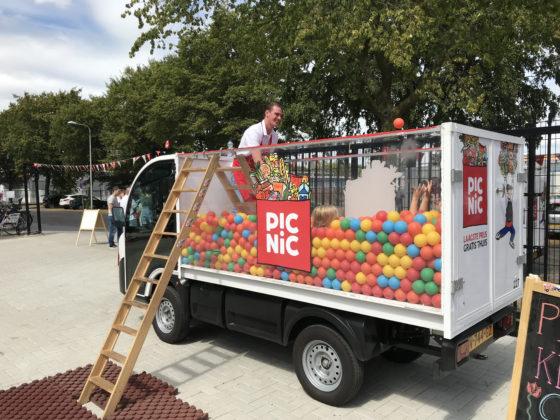 Picnic-dc en -hub Eindhoven open voor publiek