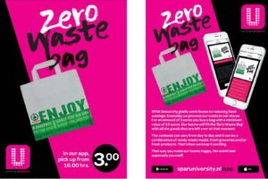 Spar University lanceert Zero Waste Bag