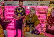 Jumbo Foodmarkt kweekt eigen basilicum