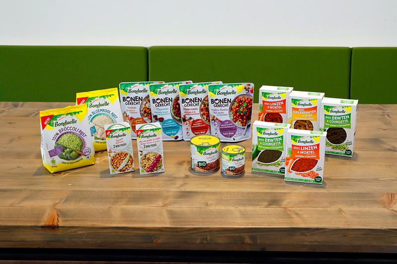 15 nieuwe producten van Bonduelle