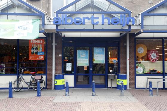 Van Noort (AH) wint slag in supermarktstrijd