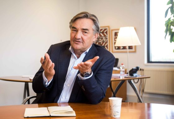 Dick Roozen (Superunie) in bestuur GS1