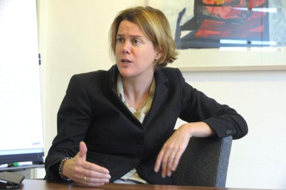 Marit van Egmond (Albert Heijn): 'Beschikbaarheid was ondermaats dit jaar'