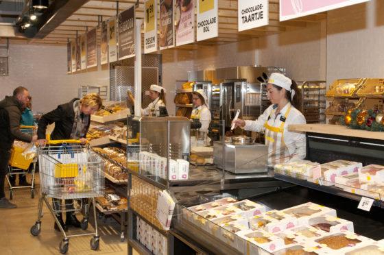 A-merken liften online mee op succes van supermarktketens