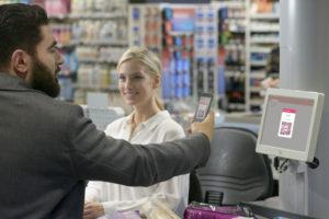 Spar laat boodschappen betalen met Payconiq