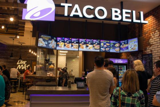 Taco Bell sluit Nederlandse vestigingen